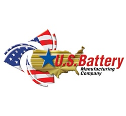US Battery Logo