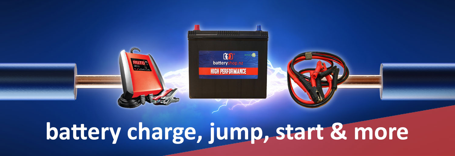 BATTERY CHARGERS JUMPER LEADS & JUMP PACKS