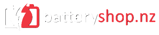 Battery Shop Logo