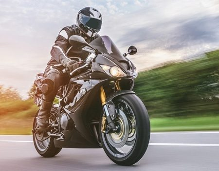 Motorbike-batteries